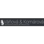Váňová & Komárová advokátní kancelář Prostějov – logo společnosti