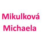 Mikulková Michaela – logo společnosti