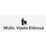 Eliášová Vlasta, Mudr.- stomatologická ordinace – logo společnosti