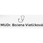 VŠETIČKOVÁ Božena, Mudr. – logo společnosti