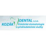 Kozák-Dental s.r.o. – logo společnosti