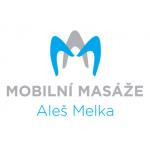 Melka Aleš - mobilní masáže – logo společnosti