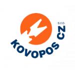 KOVOPOS CZ s.r.o. – logo společnosti