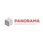 PANORAMA, stavební bytové družstvo – logo společnosti