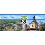 Obec Kožušany-Tážaly – logo společnosti