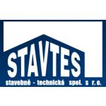 STAVTES, Stavebně-technická společnost s ručením omezeným Prostějov – logo společnosti