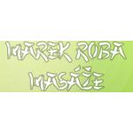 Roba Marek- rekondiční masáže – logo společnosti
