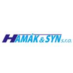Hamák & syn, s.r.o. (pobočka Brno, Vídeňská) – logo společnosti