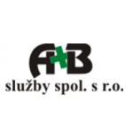 A+B služby spol. s r.o. – logo společnosti