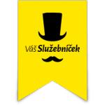SHOP SERVICE CZ, s.r.o. - Váš služebníček – logo společnosti