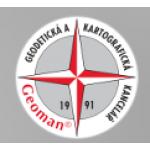 Ing. Mrůzek Jiří - Geoman Geodetická a kartografická kancelář – logo společnosti