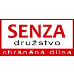 SENZA družstvo,chráněná dílna – logo společnosti