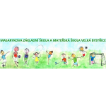 Masarykova základní škola a mateřská škola Velká Bystřice – logo společnosti