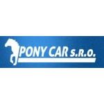 PONY CAR s.r.o. – logo společnosti