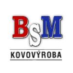 BSM - kovovýroba, s.r.o. – logo společnosti