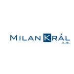 Milan Král a.s. - – logo společnosti
