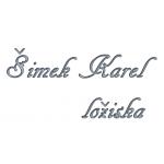 Šimek Karel - ložiska – logo společnosti