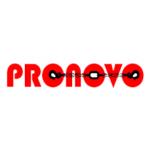 Pronovo, s.r.o. - PRONOVO vázací a manipulační technika – logo společnosti