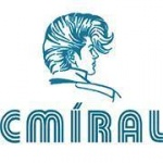 CMÍRAL Miloš - kadeřnické potřeby – logo společnosti