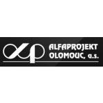 Architektonické a stavební projekty - ALFAPROJEKT OLOMOUC, a.s. – logo společnosti