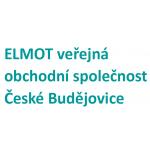 ELMOT veřejná obchodní společnost České Budějovice – logo společnosti