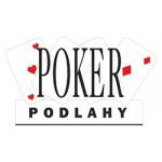 PODLAHY POKER s.r.o. - vzorková prodejna – logo společnosti