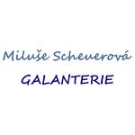 Scheuerová Miluše – logo společnosti