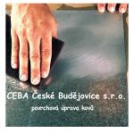 CEBA České Budějovice s.r.o. – logo společnosti