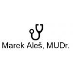 Marek Aleš, MUDr. – logo společnosti