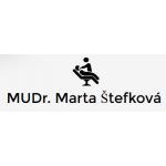 Štefková Marta, MUDr.- praktický zubní lékař – logo společnosti
