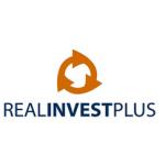REAL INVEST PLUS, s.r.o. – logo společnosti