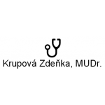 Krupová Zdeňka, MUDr. – logo společnosti