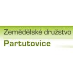 Zemědělské družstvo Partutovice – logo společnosti
