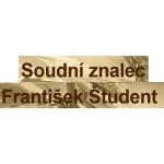 ŠTUDENT FRANTIŠEK - SOUDNÍ ZNALEC – logo společnosti