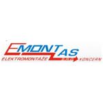 EMONTAS, s.r.o. - Divize Olomouc – logo společnosti