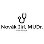 MUDr. Jiří Novák - praktické lékařství s.r.o. – logo společnosti