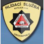 Hlídací služba Kytlica s.r.o. – logo společnosti