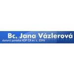 Bc. Jana Vázlerová - daňový poradce – logo společnosti