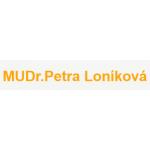 MUDr.Petra Loníková- zubní ordinace – logo společnosti