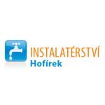 Instalatérství Hofírek – logo společnosti