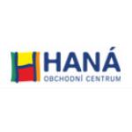 Obchodní centrum Haná Olomouc a.s. – logo společnosti