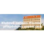 Klubové zařízení Plumlov, příspěvková organizace - Zámek Plumlov – logo společnosti