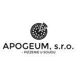 APOGEUM, s.r.o. - PIZZERIE U SOUDU – logo společnosti