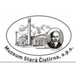 Muzeum Stará Čistírna, o.p.s. – logo společnosti