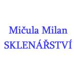 Mičula Milan - SKLENÁŘSTVÍ – logo společnosti