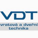 VRATOVÁ A DVEŘNÍ TECHNIKA s.r.o. – logo společnosti