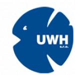 UWH s.r.o.- Potřeby pro podvodní foto a video – logo společnosti
