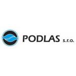 PODLAS s.r.o.- čištění kanalizace a odpadů – logo společnosti