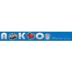AKO Blatný s.r.o. - svoz a likvidace odpadu (pobočka Brno-Brněnské Ivanovice) – logo společnosti