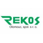 REKOS Olomouc, spol. s r.o. - jeřábnické práce – logo společnosti